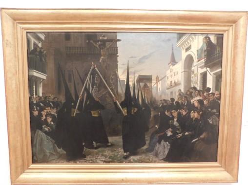 A Confraternity in Procession, 1851