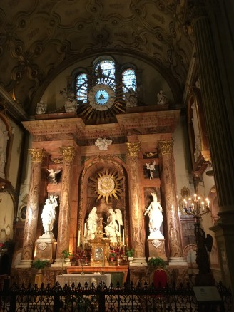 Another side chapel
