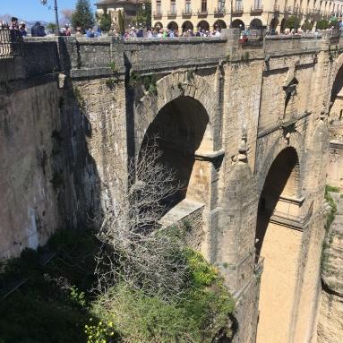 South end of Puente Nuevo