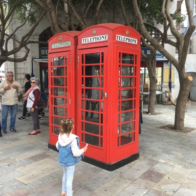 Where's Dr. Who or what's a phone booth for?