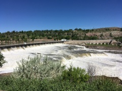 The Upper Falls and Dam