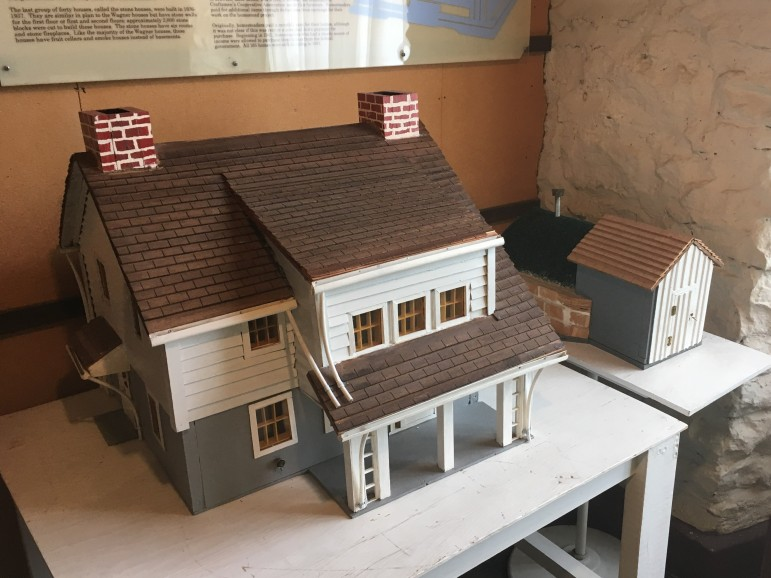 A model Wagner model with root cellar