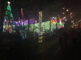 A Few of 6.5 million lights, Silver Dollar City